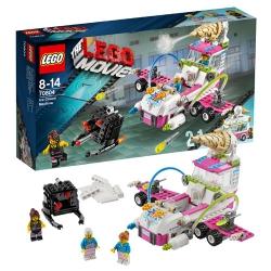 """Конструктор """"Машина с мороженым"""" Lego Movie 70804"""