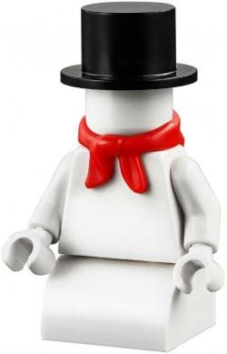 Новогодний календарь LEGO City