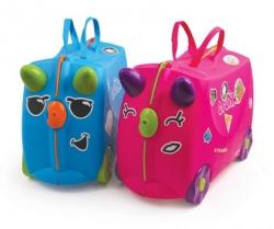 Наклейки для чемоданов TRUNKI