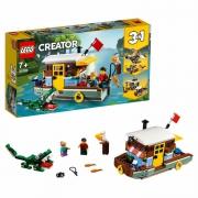 Конструктор LEGO Creator 31093 Плавучий дом
