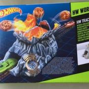 Игровой набор Хот Вилс Hot Wheels Вулканический взрыв