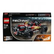 LEGO Technic 42073 Конструктор ЛЕГО Техник Красный гоночный автомобиль