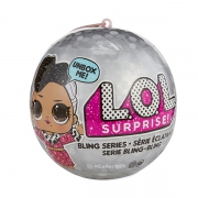 Кукла L.O.L. Surprise ЛОЛ Блестящие