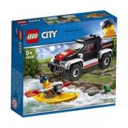 Конструктор ЛЕГО LEGO City 60240 Сплав на байдарке