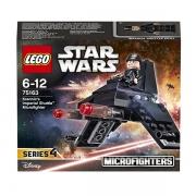 LEGO Star Wars 75163 Конструктор ЛЕГО Звездные Войны Микроистребитель Имперский шаттл Кренника