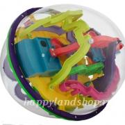 Игрушка-головоломка детская  ШАР-ЛАБИРИНТ  (3D Perplexus)