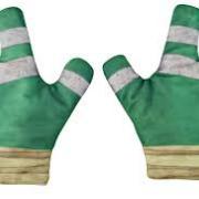 Перчатки Черепашки-ниндзя