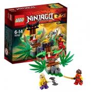 """Конструктор """"Ловушка в джунглях"""" Lego Ninjago 70752"""