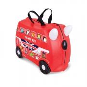 Чемоданчик на колесах Trunki Автобус