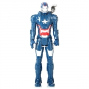 IRON MAN Серия Титаны: Iron Patriot HASBRO