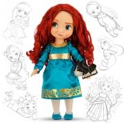 Кукла Мерида в детстве Дисней 40 см (DisneyStore Merida)