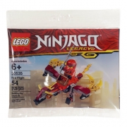 Конструктор LEGO City 30535 Огненный дракон