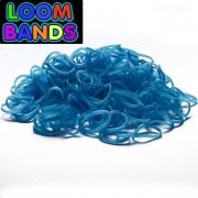 Голубые резиночки Loom Bands (600шт)