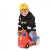Чемоданчик на колесиках Trunki Freddie the Fire Engine (Транки Фреди Пожарный)