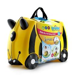 Детский чемодан на колесиках Trunki Bernard the Bee  ( Транки Бернард Пчела)